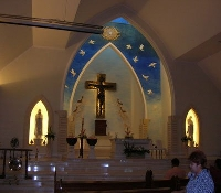 Gereja-Katolik-Stasi-Santa-Maria