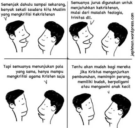 Kartun Orang Batak